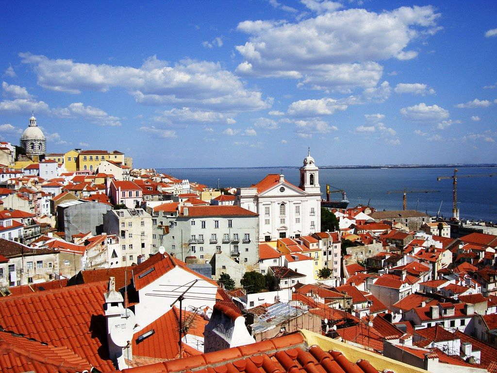 Cloudflare's new Lisbon office