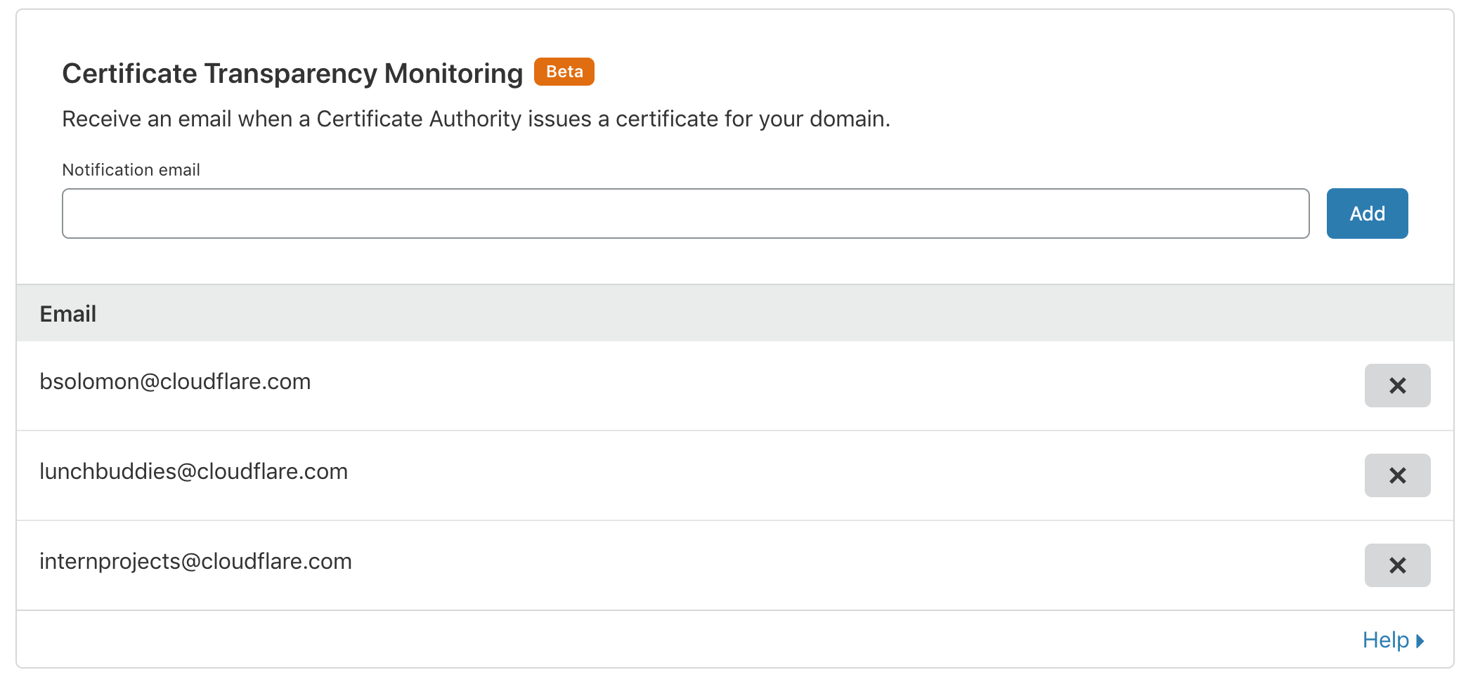 Introducing Certificate Transparency Monitoring