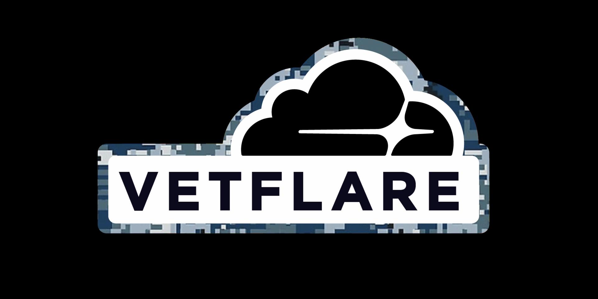 Vetflare logo