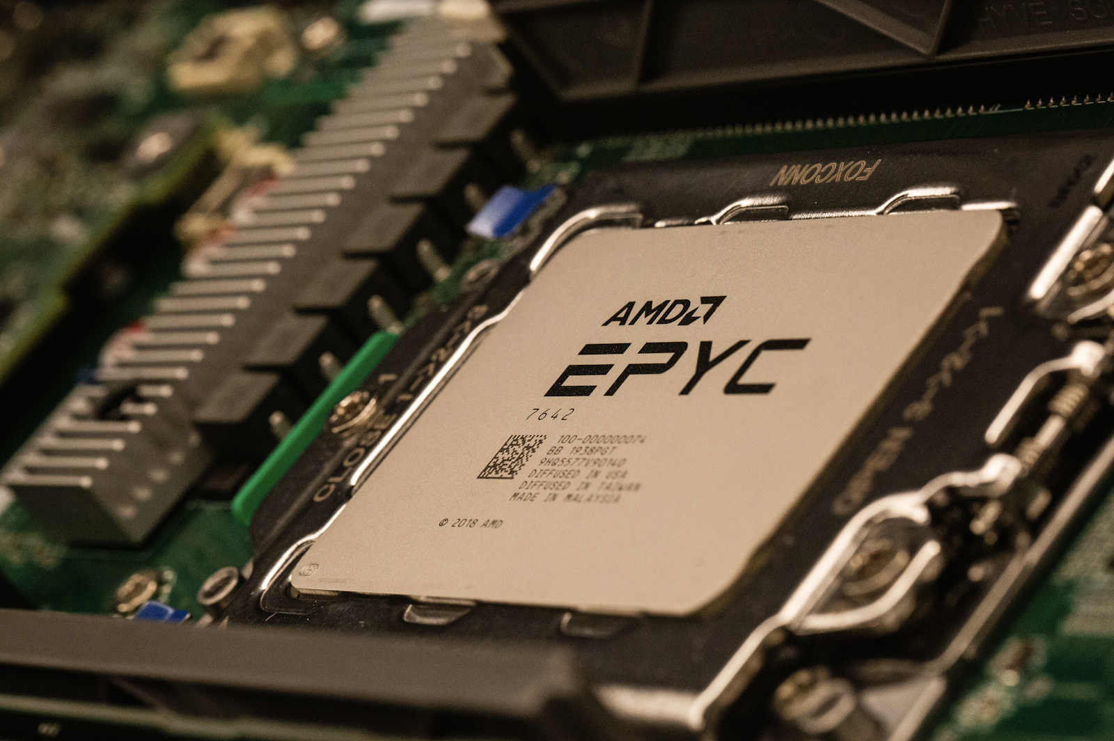 Technical Details of Why Cloudflare Chose AMD EPYC for Gen X Servers