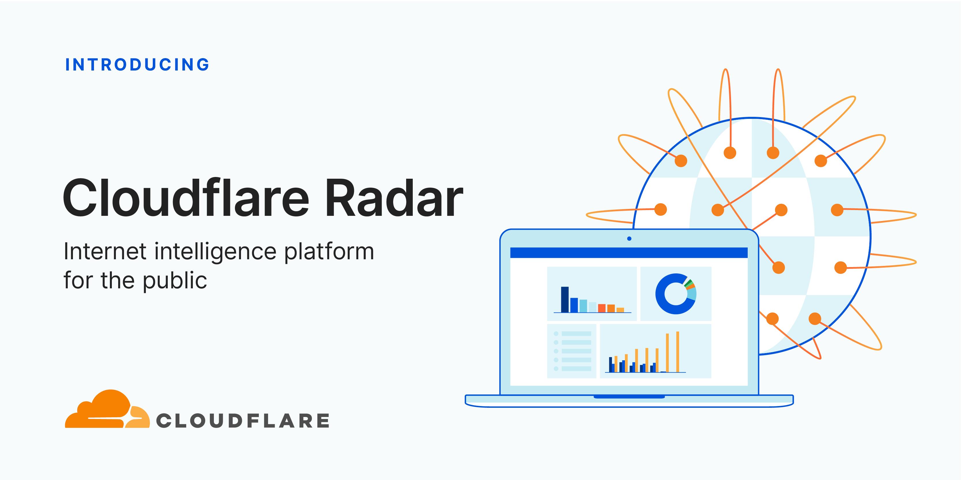 Introducing Cloudflare Radar