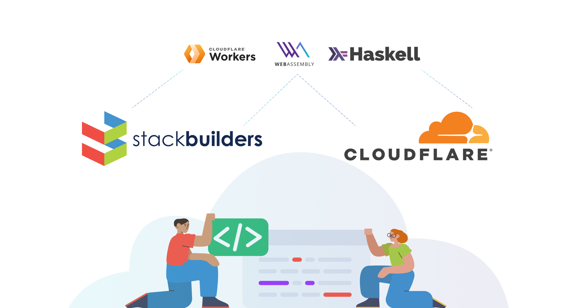 Let's build a Cloudflare Worker with WebAssembly and Haskell